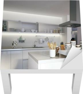 luxusküche in Penthouse - luxury kitchen Poster • Pixers® - We .