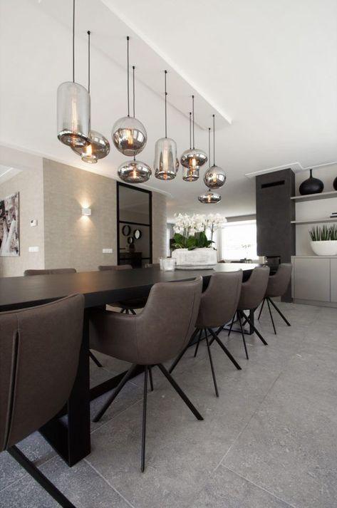 Kundenspezifische Luxusküche Esszimmer Design Esszimmer .