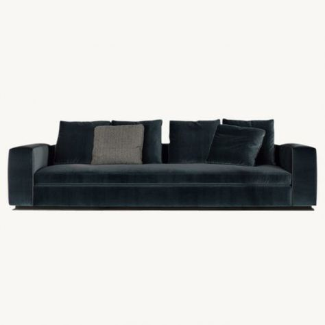 Luxussofa Leonard, Minotti   Sofa, Sofa design, Desi