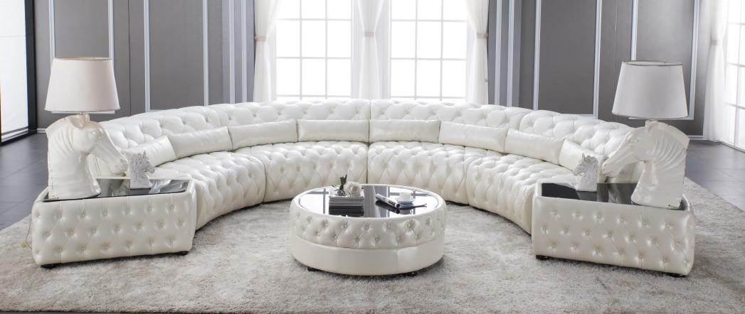 Luxus Sofa Rund ☆   Lionsstar Gm