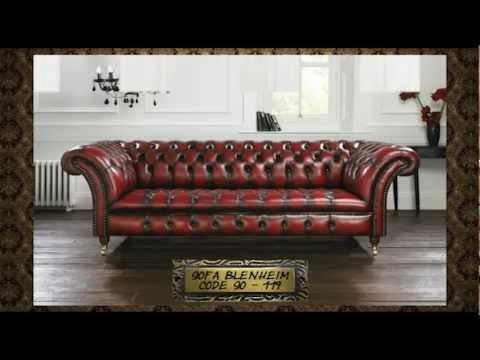Chesterfield-Sofa, LT - Luxussofa - YouTu