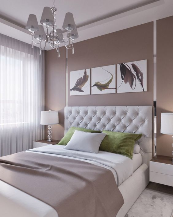 Malen Sie Farben für Schlafzimmer
