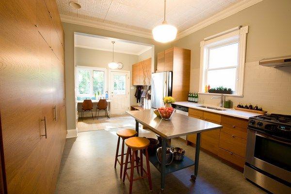 Marmoleumböden – eine kostengünstige Lösung für Fußböden #boden .