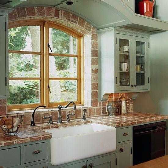 Marmorfliesen für Küchen