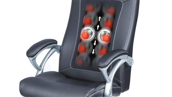 Technik zu Hause: Beurer MC 2000 HTC-Office: Massage-Bürostu