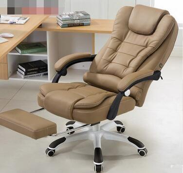 Können liegen bürostuhl USB massage fuß leder stuhl | Office .