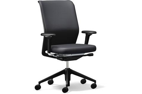 Vitra ID Silk Mesh Vollausstattung 3D-Armlehnen - Bürostühle .