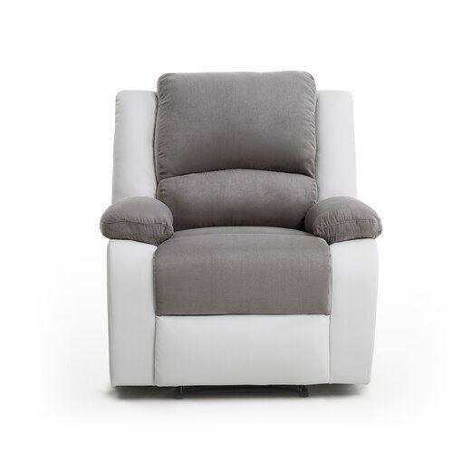 ModernMoments Manuell verstellbarer Relaxsessel Harkins   Armchair .