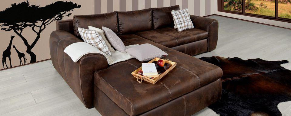 Holen Sie sich ein Mikrofaser-Sofa für Ihr Wohnzimmer für eine .
