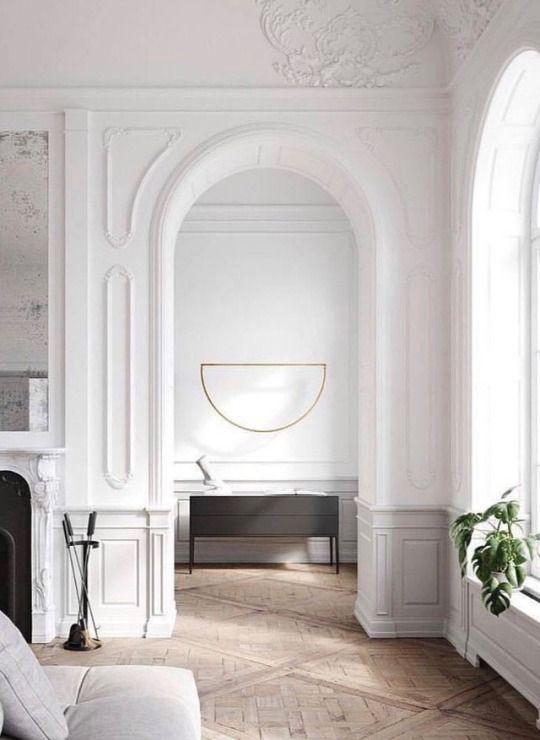 MaisonsBlanches | Innenarchitektur wohnzimmer, Klassische .