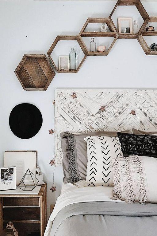 20 Chic Boho Bedroom Decorating Ideas For Inspiration | Home decor .