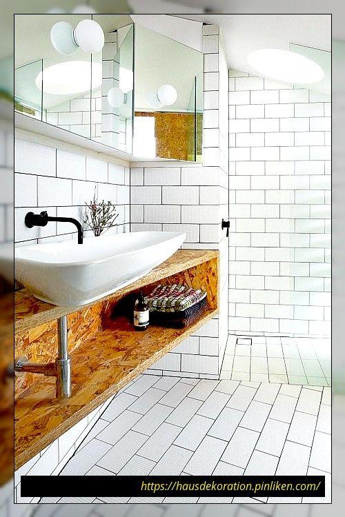 30+ moderne Badezimmer-Design-Ideen mit erstaunlicher Lagerung in .