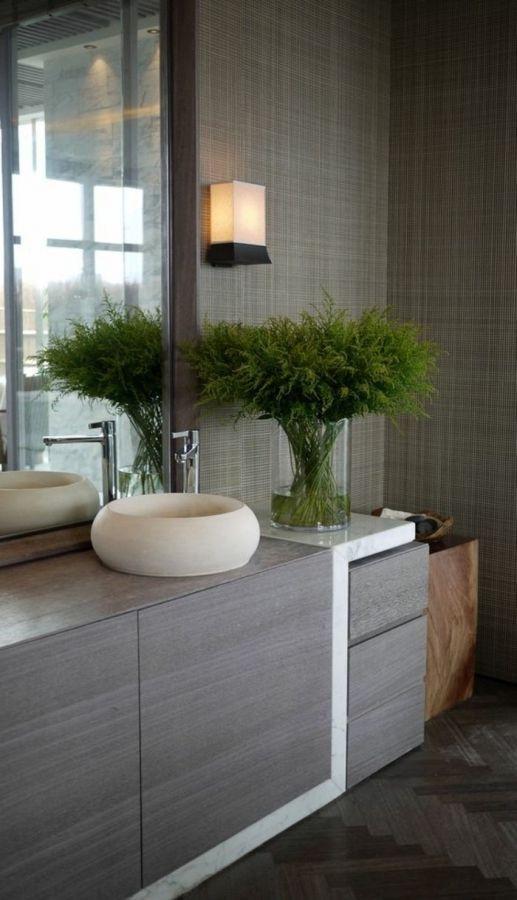 Moderne Badezimmer Sets