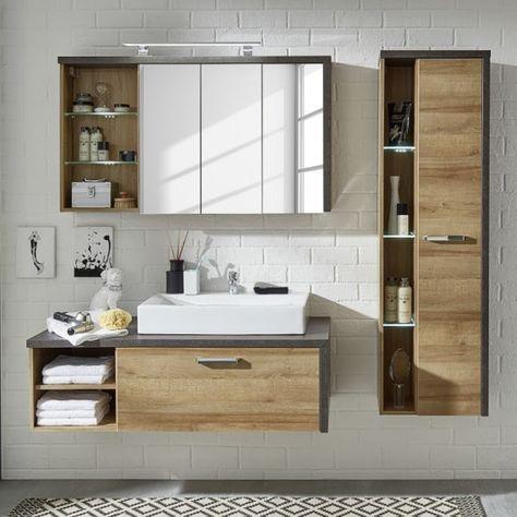 Waschbeckenunterschrank Bay   Moderne badezimmer schränke .