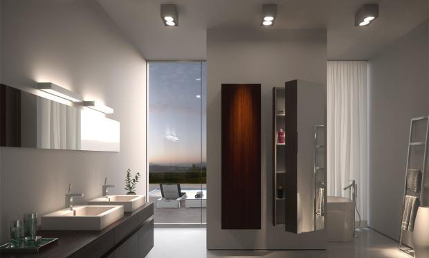 Badezimmerbeleuchtung: Ideen für schönes Licht - [SCHÖNER WOHNE