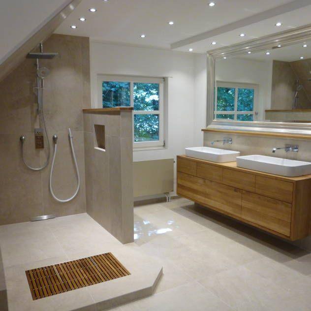 Moderne Badezimmerideen