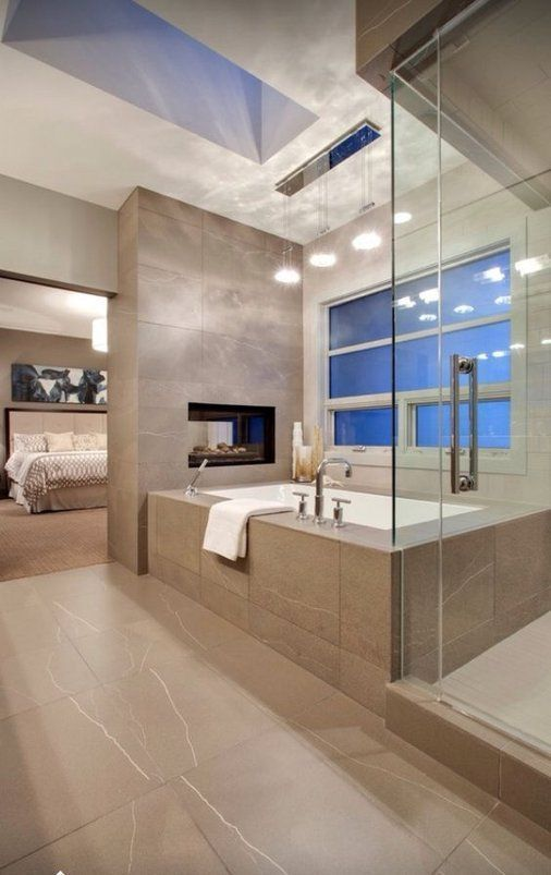 Moderne Badezimmerideen 3 - New Ideas #salledebainmoderne .