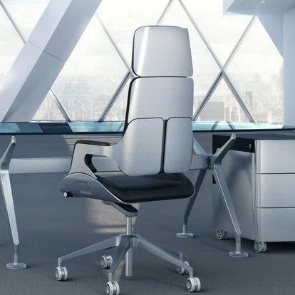 Moderne Bürostühle
