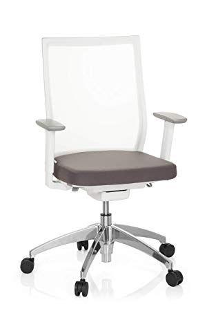 Weißer Bürostuhl für zwei Zwecke | Stühle, Moderne stühle und .