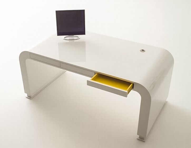 Moderne Computer Schreibtisch #Tisch | Design schreibtisch .