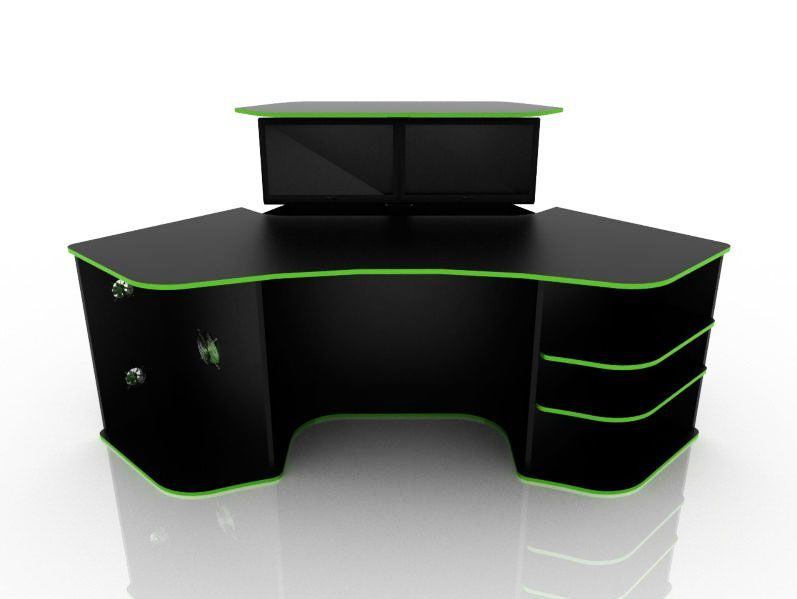 Moderne Computer Schreibtisch Schwarz - Hier sind einige Verweise .