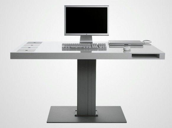 Moderne Computer Schreibtische