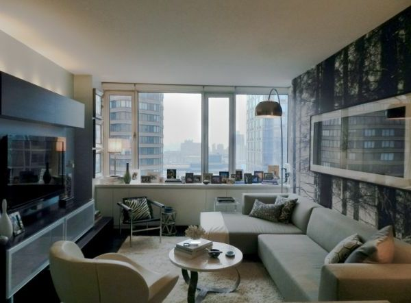 Luxus Wohnzimmer einrichten – 70 moderne Einrichtungsideen .