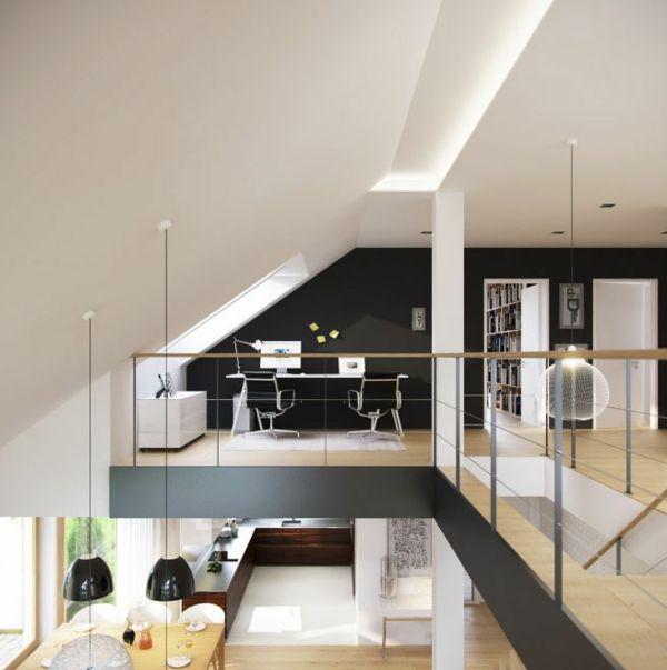 Moderne Einrichtungsideen – 31 inspirierende Zwischengeschosse .