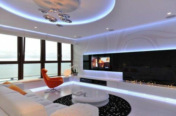 110 Luxus Wohnzimmer im Einklang der Mode | Wohnzimmer modern .