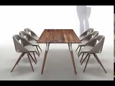 moderne esszimmerstühle - YouTu