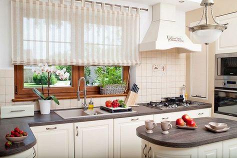 50 Fenstervorhänge Ideen für Küche – Klassisch und modern .