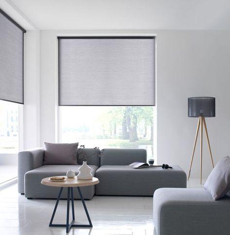 Moderne Fenstervorhänge #fenstervorhange #moderne | Arredamento d .