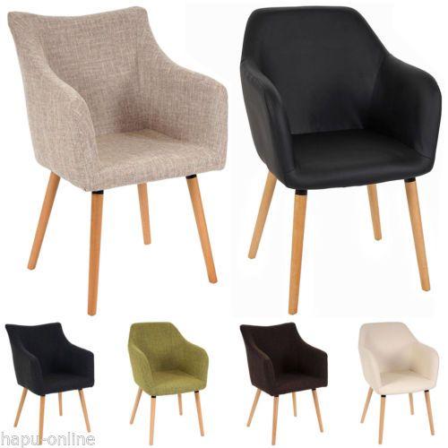 Moderne gepolsterte Stühle