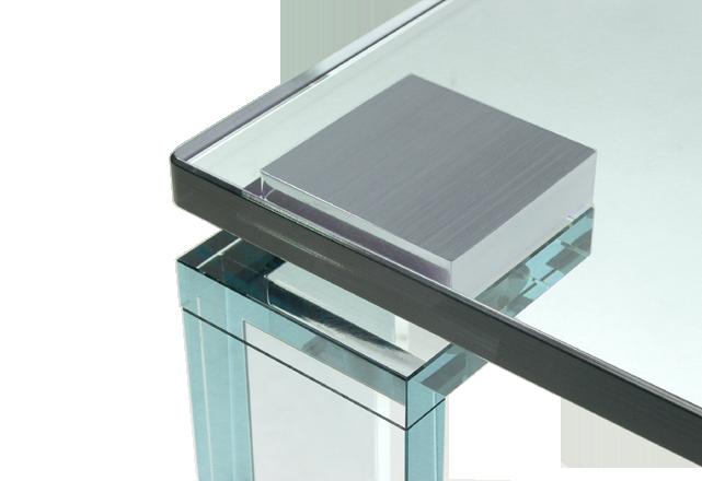 GLAS-IM-RAUM Glastische, Esstische, Glasmöbel nach Ma