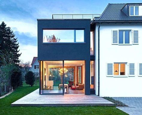 Satteldach Schaner Wohnen Avec Moderne Hauser Et Dekoration .