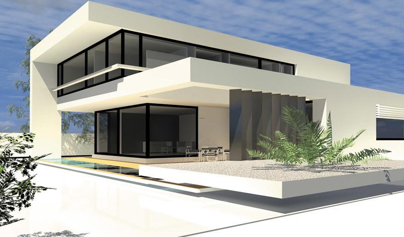 Moderne Häuser By Flow.Architektur / design bookmark #190