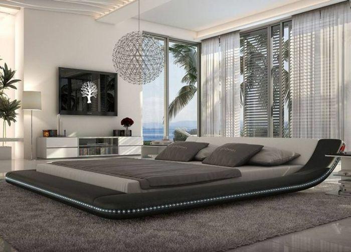 Moderne Kingsize Betten