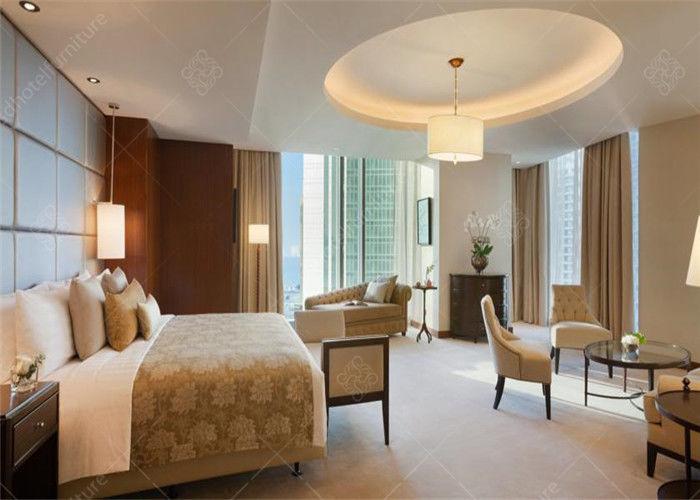 Moderne Schlafzimmer-Möbel-Kingsize Bett stellt des Hotel-2017 .