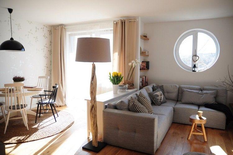 Kleines Wohn Esszimmer einrichten – Ideen für Raumaufteilung .
