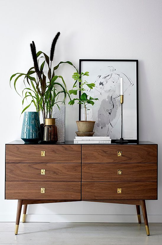 Kommode Axel | Decor room, Hjemmedekorasjon og Moderne møbl