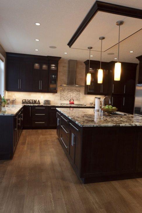 21 Moderne Küchenideen, die jeder Hauskoch sehen muss # kitchen .