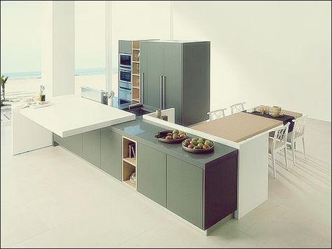 23 Moderne und zeitgemäße Küchenideen | Küchen ideen, Modern und Küc