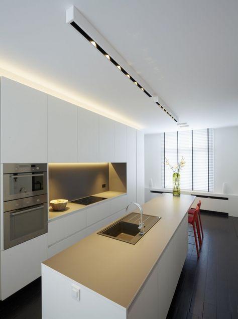 Küchenleuchte #Küchenleuchte | Keuken ontwerpen, Keukenverlichting .