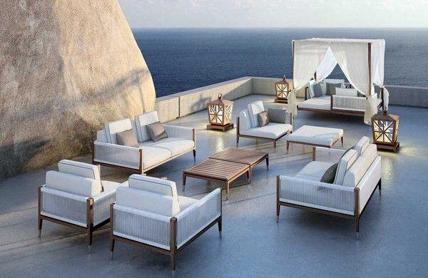 Moderne Möbel für Ihre Terrasse - 85 Designs und Bilder | Black .