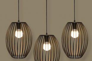 Bird Cage Industrial Pendant Lights Modern Lighting Moderne .