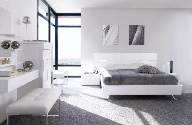 Warum werden weiße Schlafzimmermöbel bevorzugt .