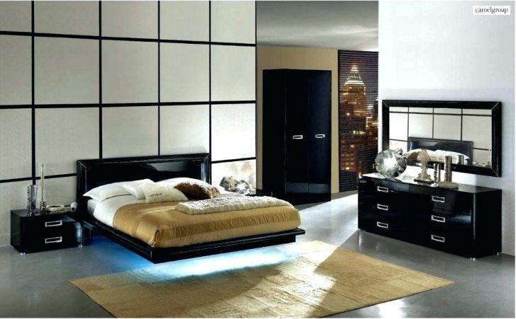 hervorragende schwarz Schlafzimmer Möbel sets Königin | Moderne .