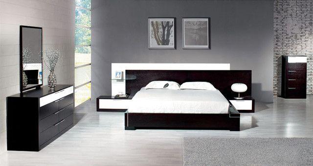 Fabelhafte Moderne Schlafzimmer Möbel Sets Stilvolle Holz Elite .