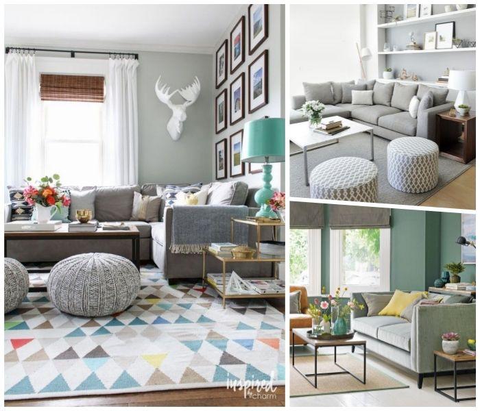 ▷ 1001 + Ideen für eine moderne und stilvolle Wohnzimmer Deko .