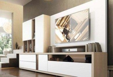 Moderne weiße Wohnzimmermöbel Sets